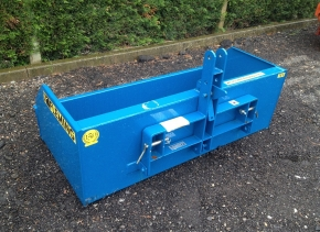 Brand New Flemming 5FT Tipping Transport Box