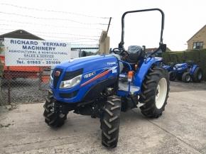 Iseki TG 6490 compact tractor