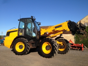 JCB TM310S loadall