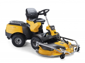 Stiga Park Pro 740 IOX 4WD Ride On Lawnmower
