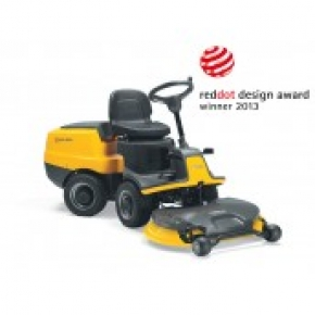 Stiga Villa 520 HST Mulching Ride On Lawnmower with 90cm Deck
