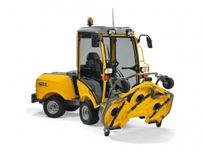 Titan 740DCR Ride On Lawnmower With Cab and Road Kit (Excluding