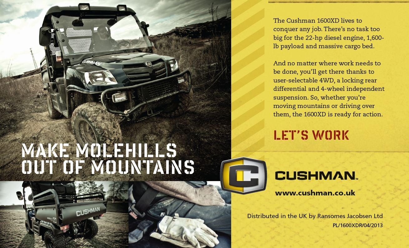 cushman advert 2